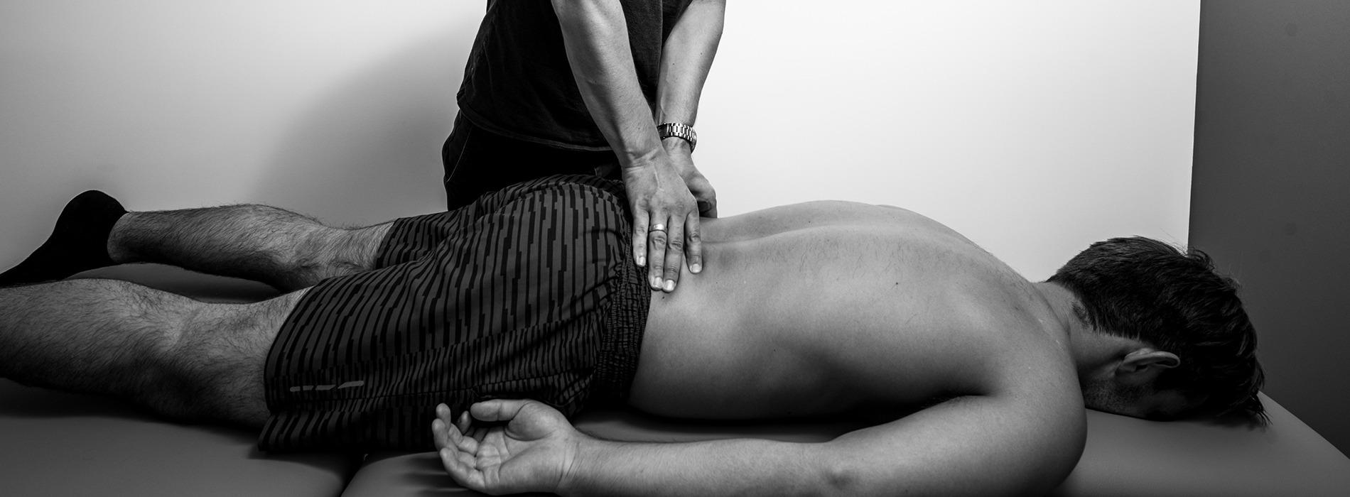 Behandling af smerter efter diskusprolaps hos Sportsfysioterapien