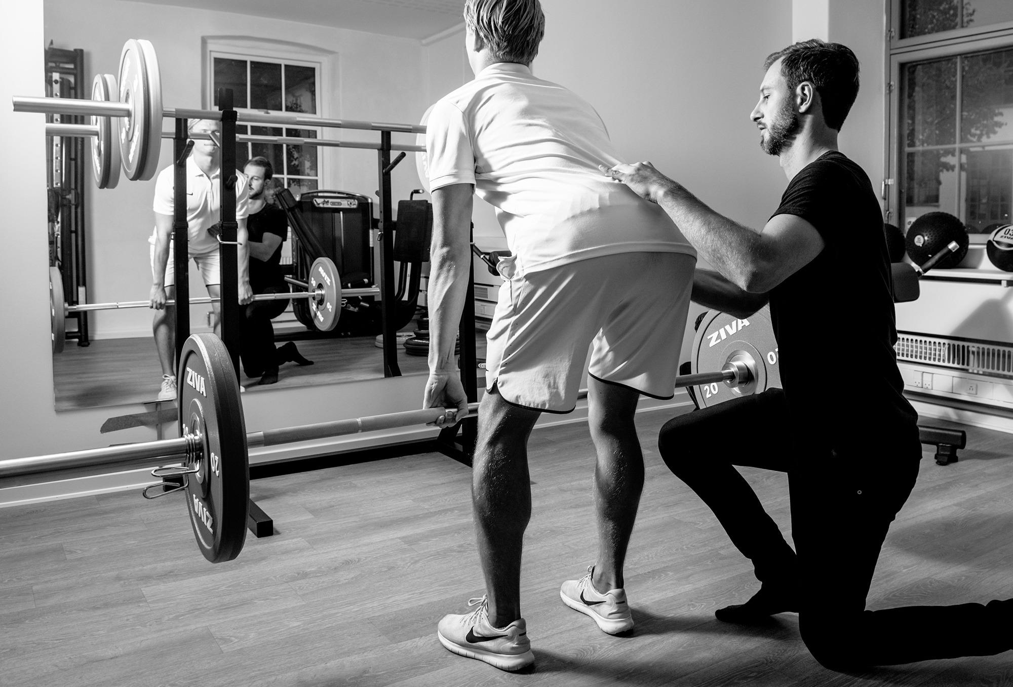 Performanceoptimering-personlig træning-styrketræning